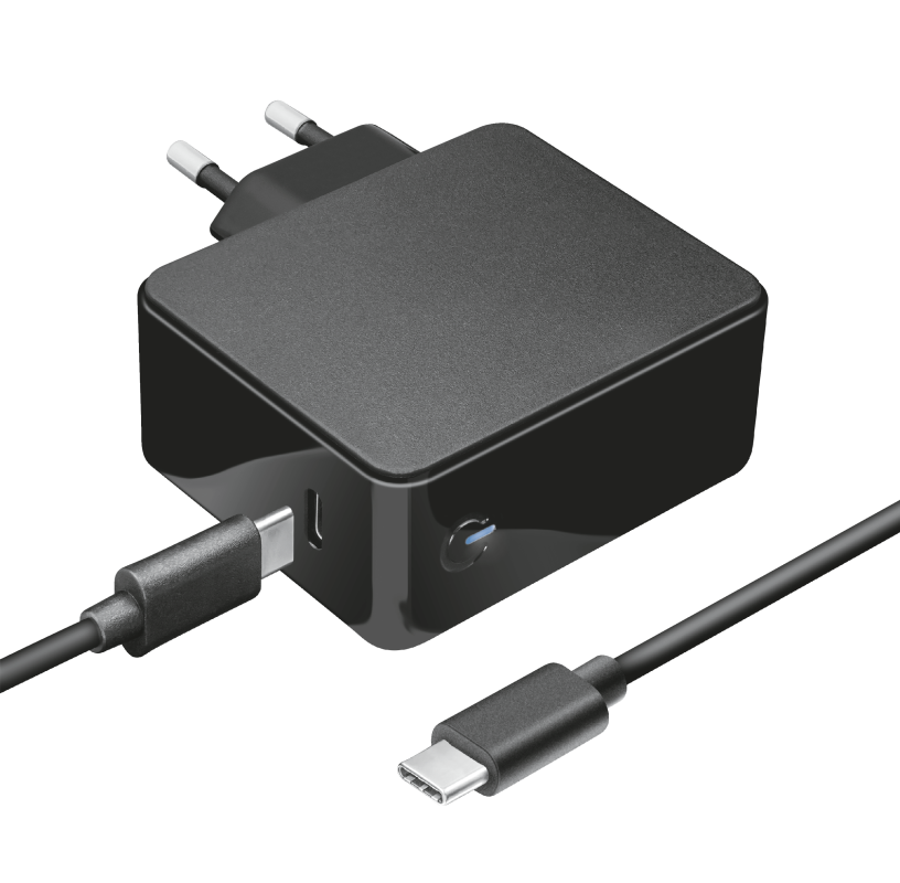 TRUST MAXO APPLE 61W USB-C LAPTOP CHARGER
