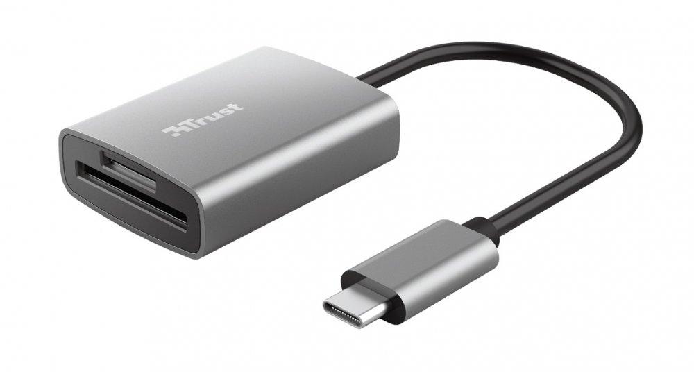 TRUST DALYX FAST USB-C CARDREADER
