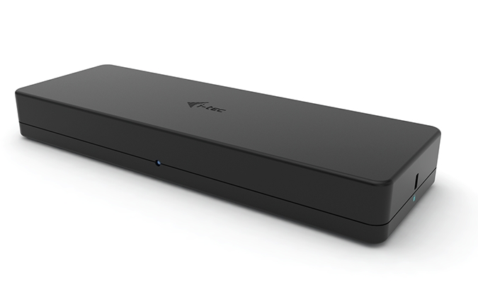 i-tec USB 3.0 / USB-C Dual Display Docking Station HDMI DVI + VGA