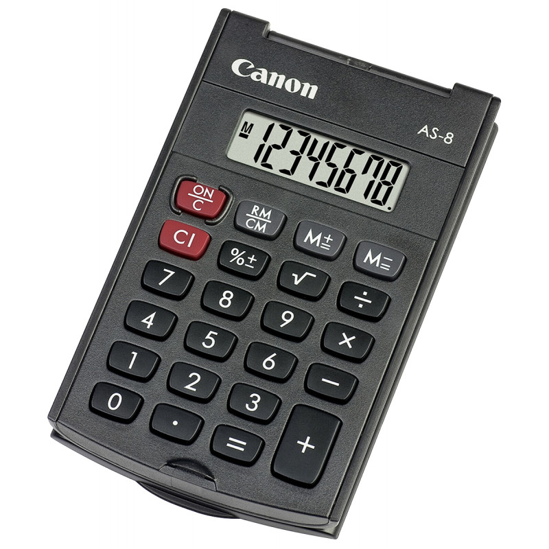 Canon Kalkulačka AS-8 HB