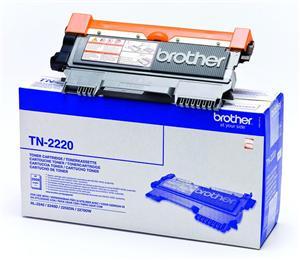 Brother TN-2220 (2600 str.)