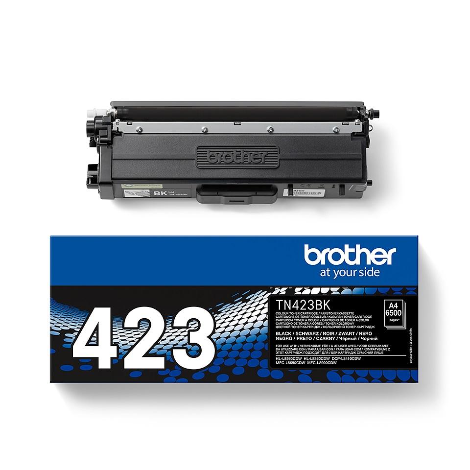 Brother TN-423BK, toner black, 6 000 str.