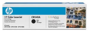 HP tisková kazeta černá, CB540A