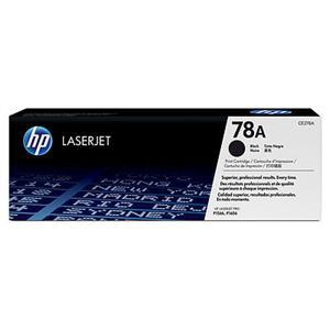 HP tisková kazeta černá, CE278AD - 2 pack