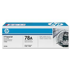 HP tisková kazeta černá, CE278A