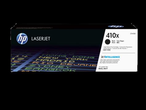 HP 410X tisková kazeta černá velká, CF410X