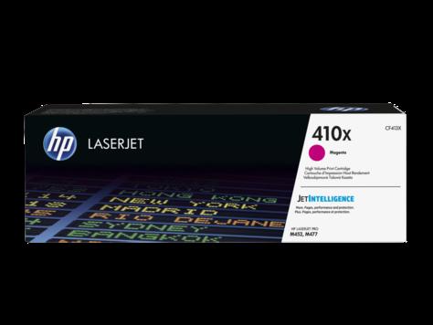 HP 410X tisková kazeta purpurová velká, CF413X