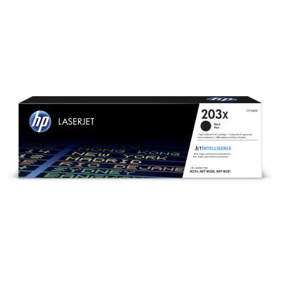 HP 203X High Yield Black Orig. LJ Cartridge,CF540X