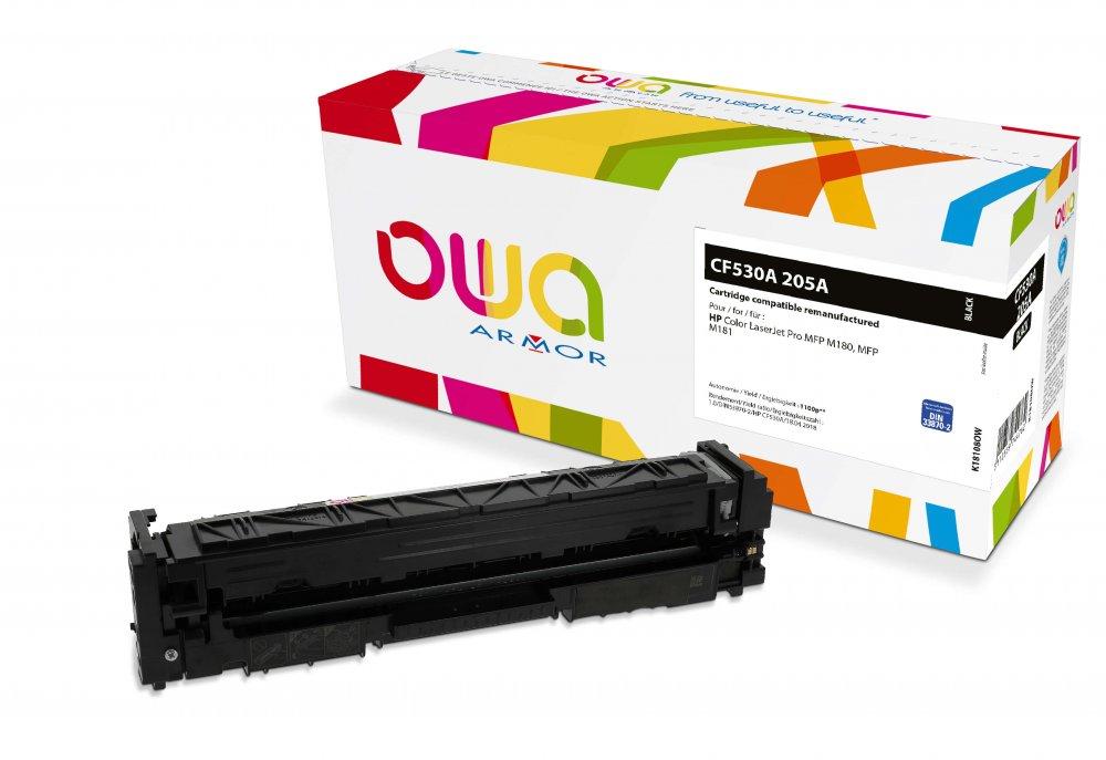 OWA Armor toner pro HP CF530A, černá/black