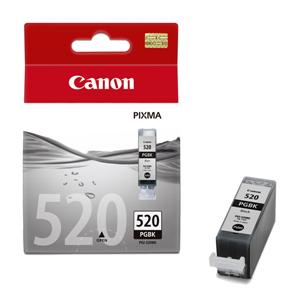 Canon PGI-520BK, černý 2 pack