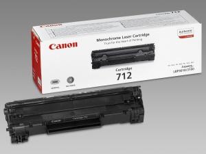 Canon toner CRG-712, černý