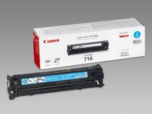Canon toner CRG-716C, azurový