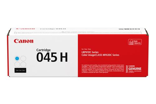 Canon CRG 045 H C, azurový