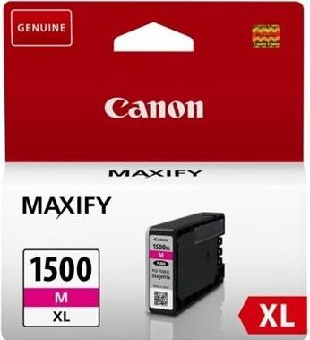 Canon PGI-1500XL M, purpurový