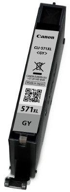 Canon CLI-571 XL G, šedý velký