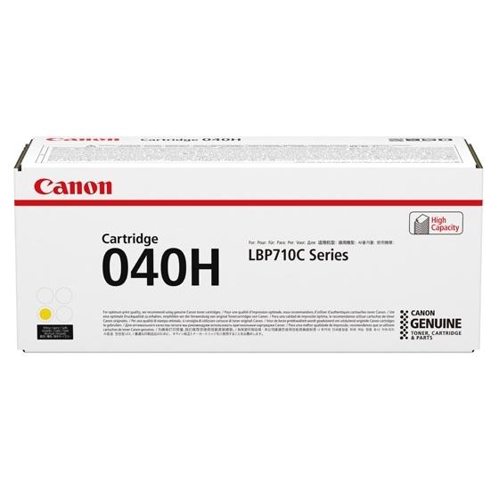 Canon CRG 040 H Y, žlutý velký
