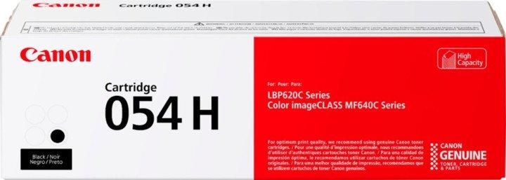 Canon CRG 054 H Black, 3 100 str.