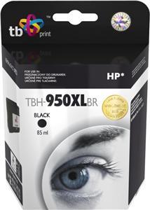 Ink. kazeta TB komp. s HP CN045AE Bk, ref.