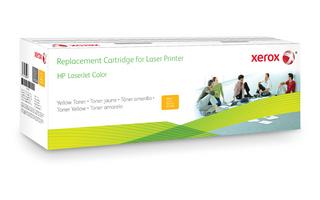 XEROX toner kompat. s HP CF382A, 2700 str., yellow