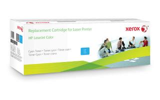 XEROX toner kompat. s HP CF411X, 5.000 str, Cyan