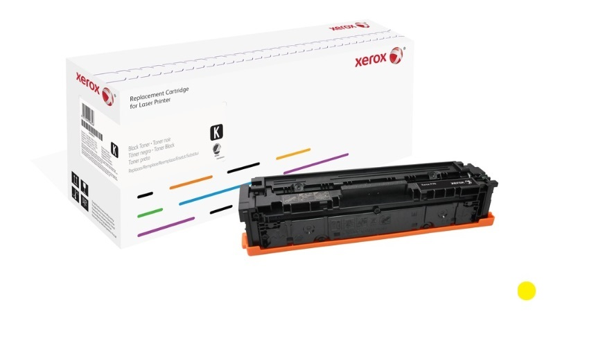 XEROX toner kompat. s HP CF542A,1.300 s,yellow