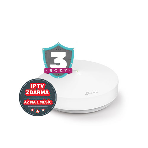 TPLink Wholehome WiFi System Deco M5(1Pack)