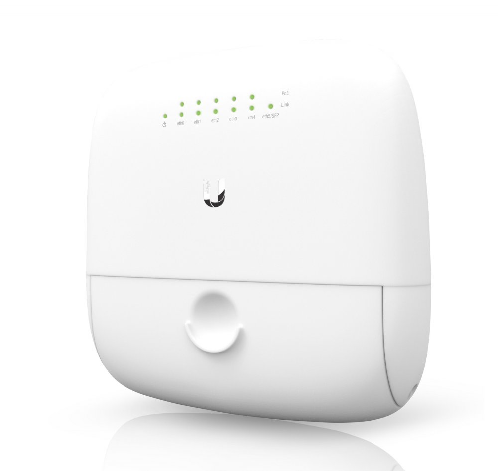 UBNT EP-R6, EdgePoint WISP router, 6-port