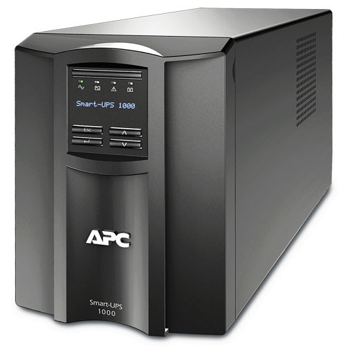APC SmartUPS 1000VA LCD 230V with SmartConnect