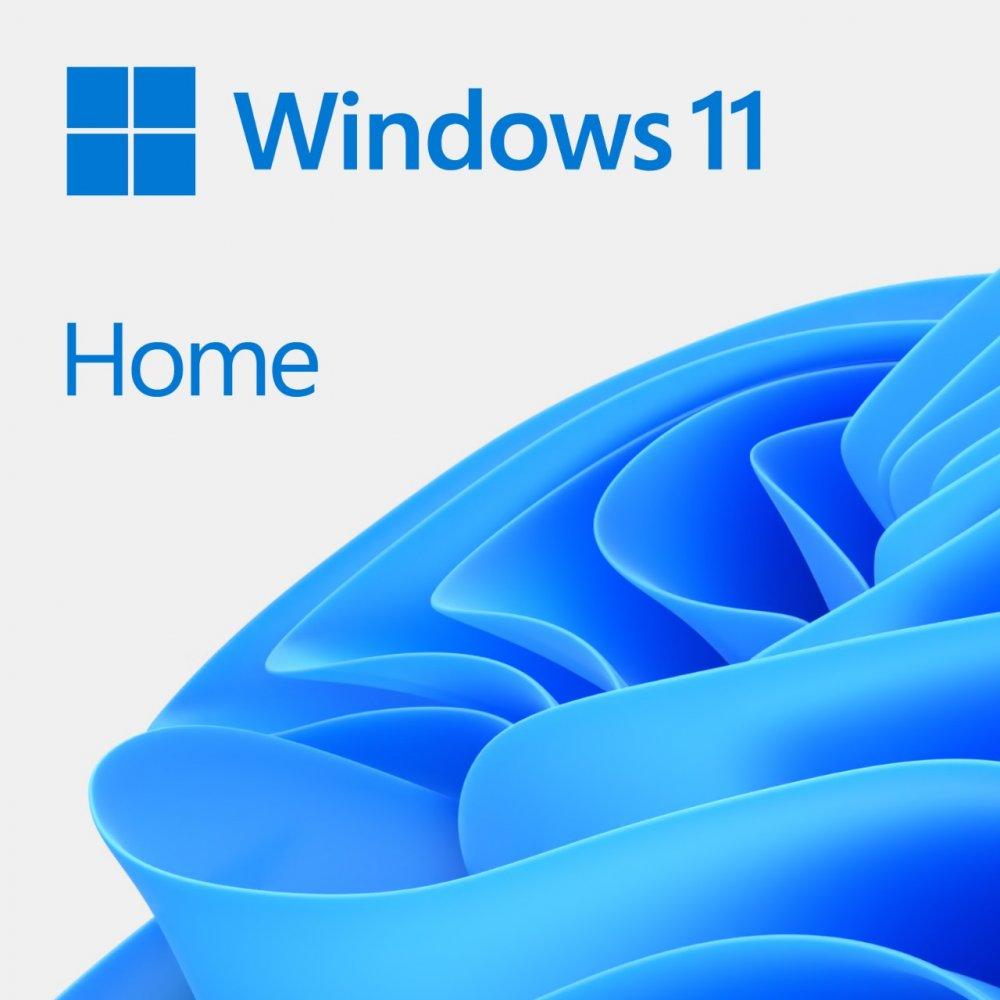 MS Win 11 Home 64-Bit Czech 1pk OEM DVD