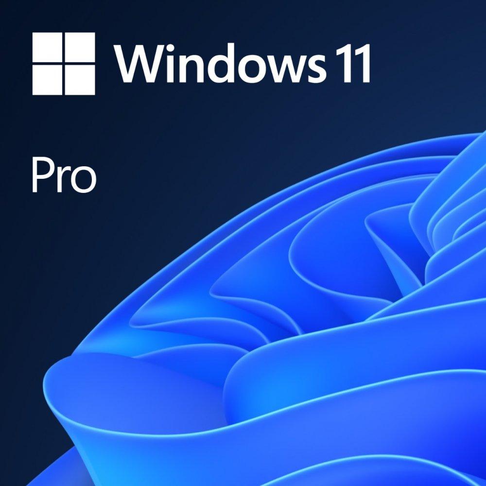 MS Win 11 Pro 64-bit Czech 1pk OEM DVD
