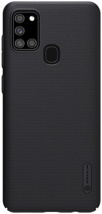 Nillkin Super Frosted Kryt Samsung A21s Black