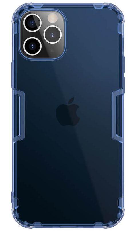 Nillkin Nature TPU Kryt iPhone 12 Max 6.7 Blue