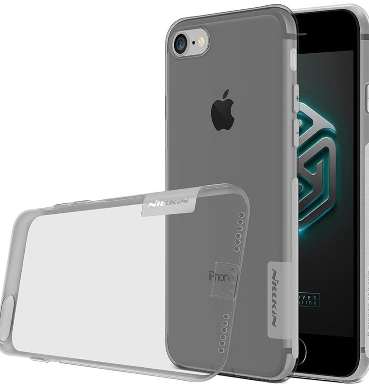 Nillkin Nature TPU Grey pro iPhone 7/8/SE 2020