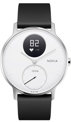Nokia Steel HR 36mm  černábílá