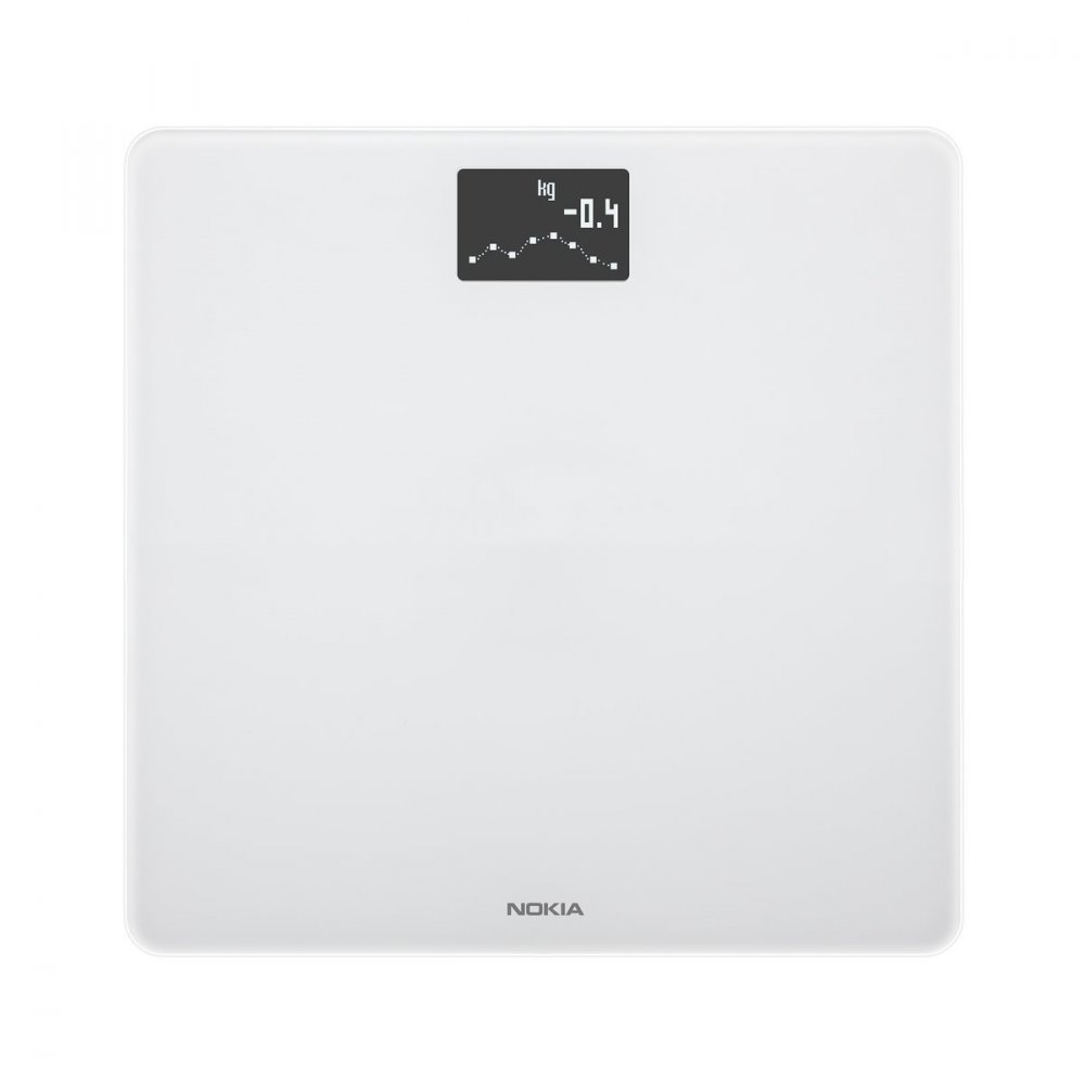 Nokia Body BMI Wifi scale  White