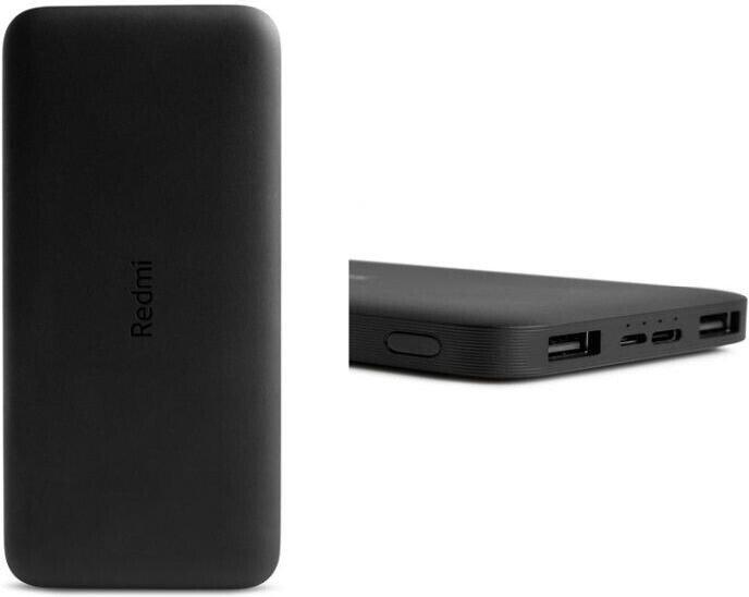 Xiaomi Redmi 10000mAh Power Bank Black