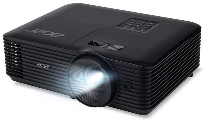 Acer DLP H538BDi - 4000Lm, 720p, 20000:1, HDMI, VGA, USB, repro., černý