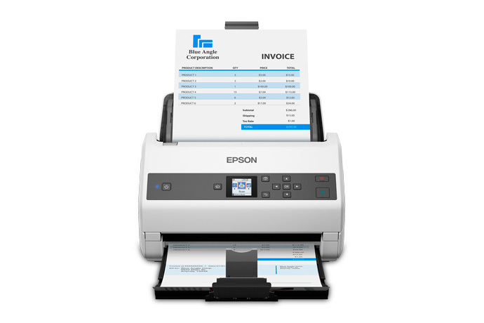 Epson WorkForce DS970 A4 1200 dpi USB
