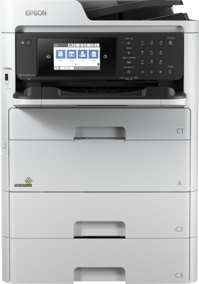 EPSON WorkForce Pro WFC579RD2TWF