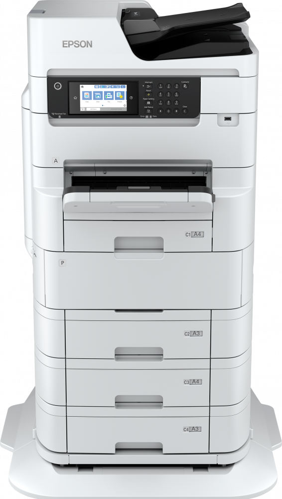 EPSON WorkForce Pro WFC879RD3TWFC