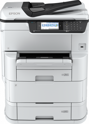 EPSON WorkForce Pro WFC878RDTWF