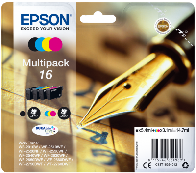 Epson16 Series Pen and Crossword multipack