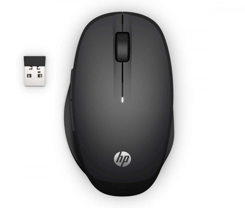 HP Dual Mode Mouse 300 - Black
