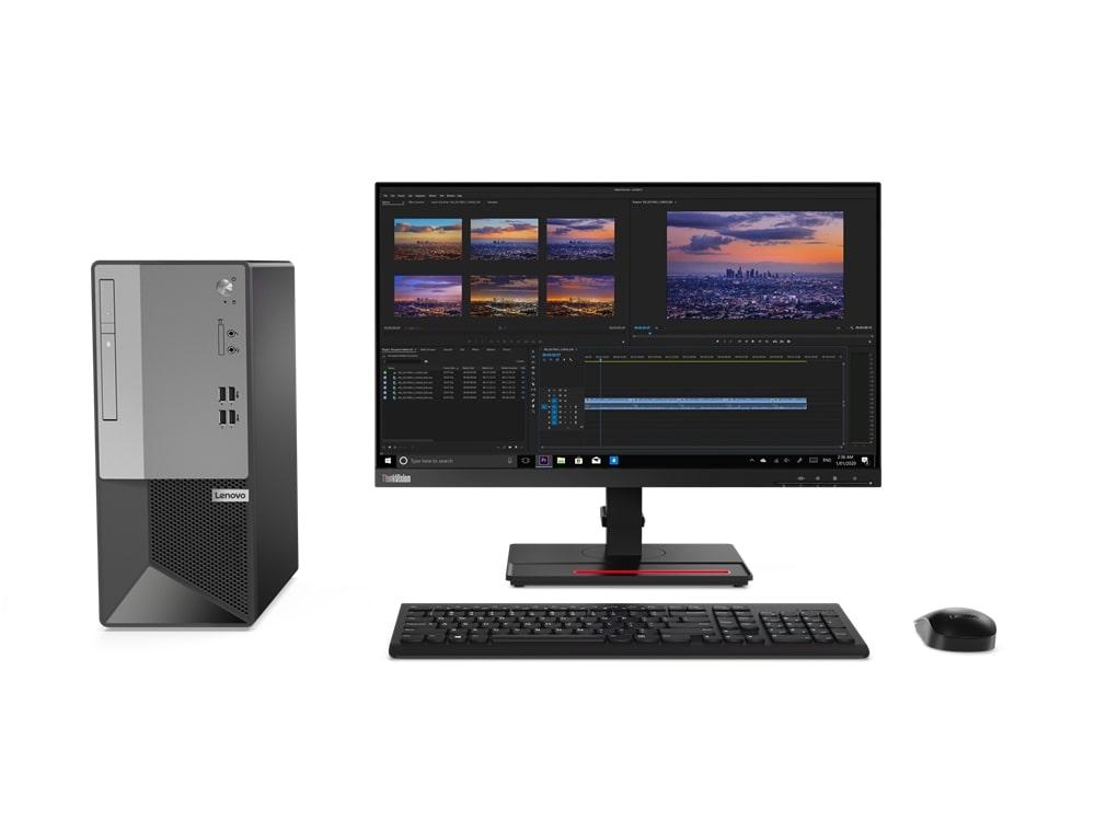 TC V50t PENTIUM/G6400/4G/1TB/HDD/INT/No OS
