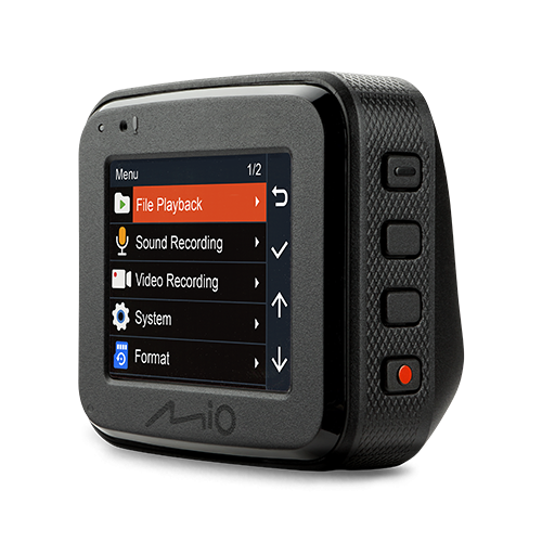 Kamera do auta MIO MiVue C540, LCD 2''