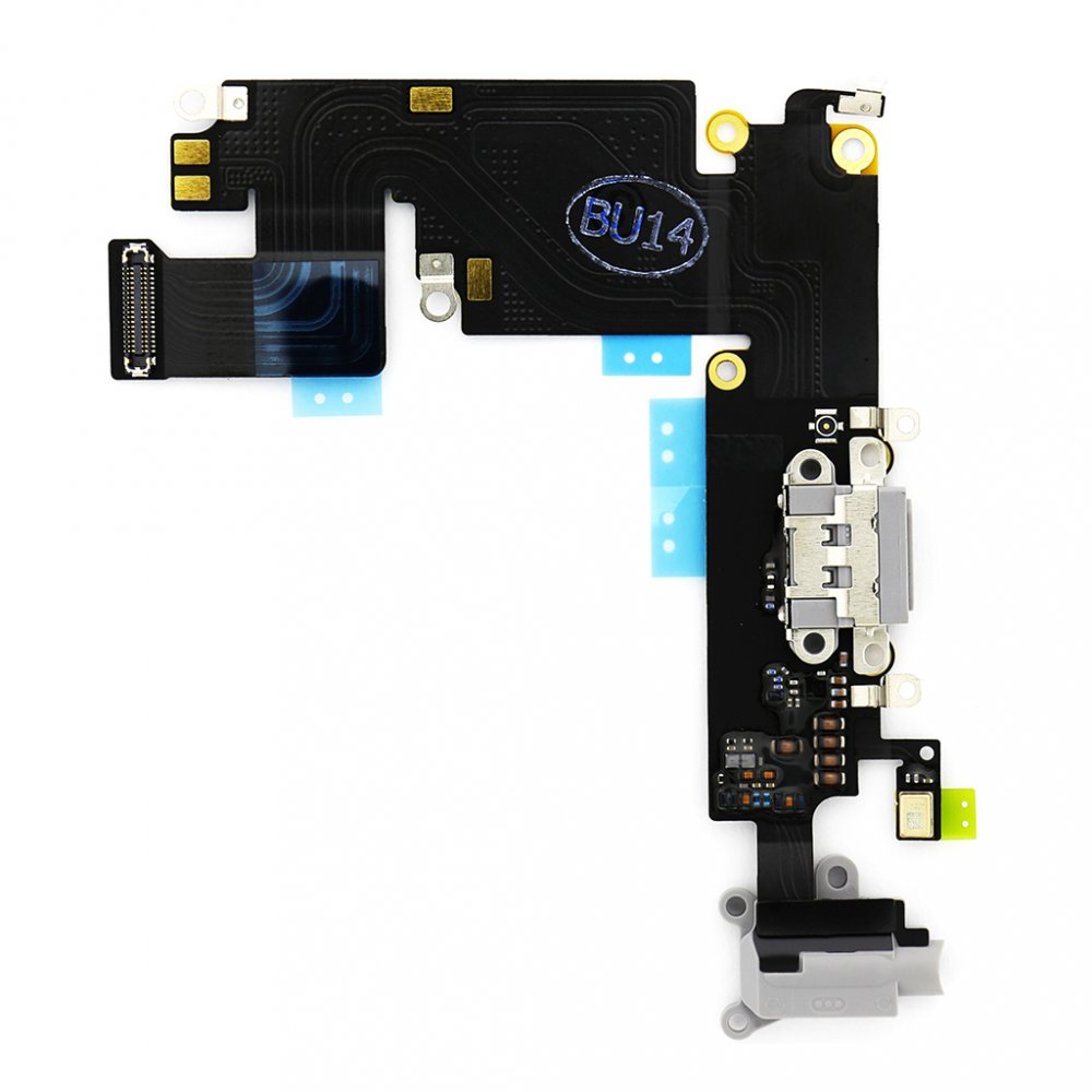 iPhone 6 Plus 5.5 Flex Kabel vč. Dobíjecího Konektoru Space Grey