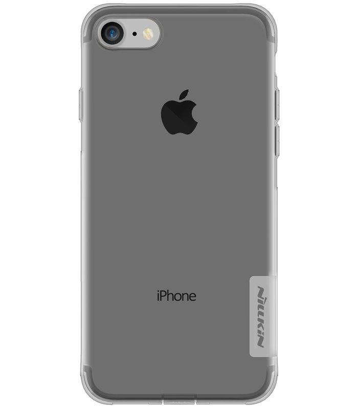 Nillkin Nature TPU Kryt Grey pro iPhone 7/8/SE2020