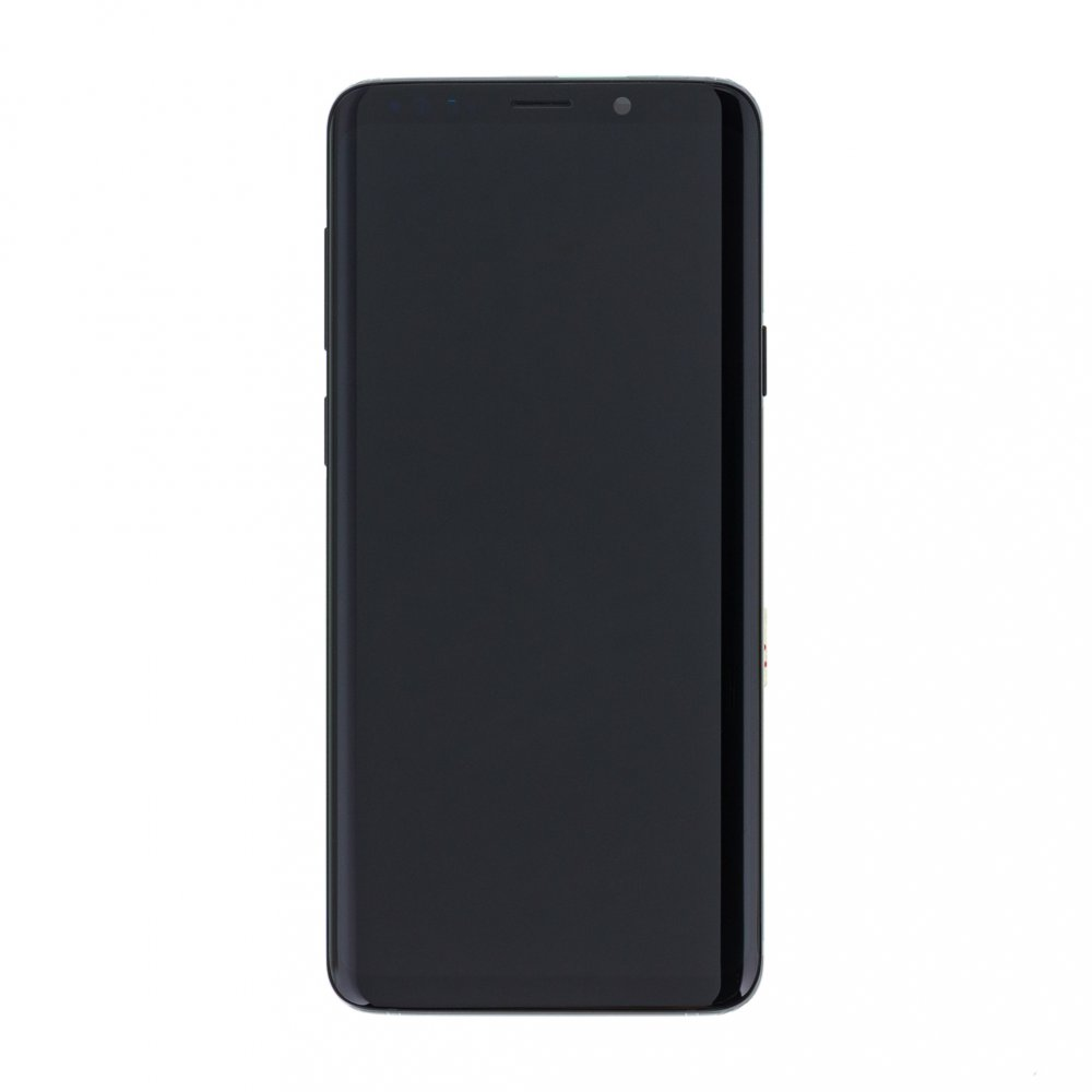 LCD display + Dotyk Samsung G965 Galaxy S9 Plus Black (Service Pack)