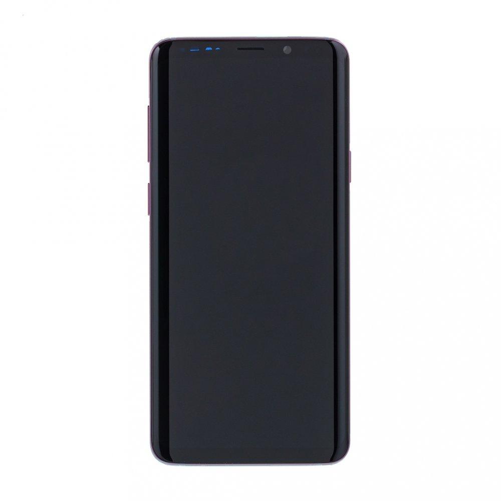 LCD display + Dotyk Samsung G965 Galaxy S9 Plus Purple (Service Pack)