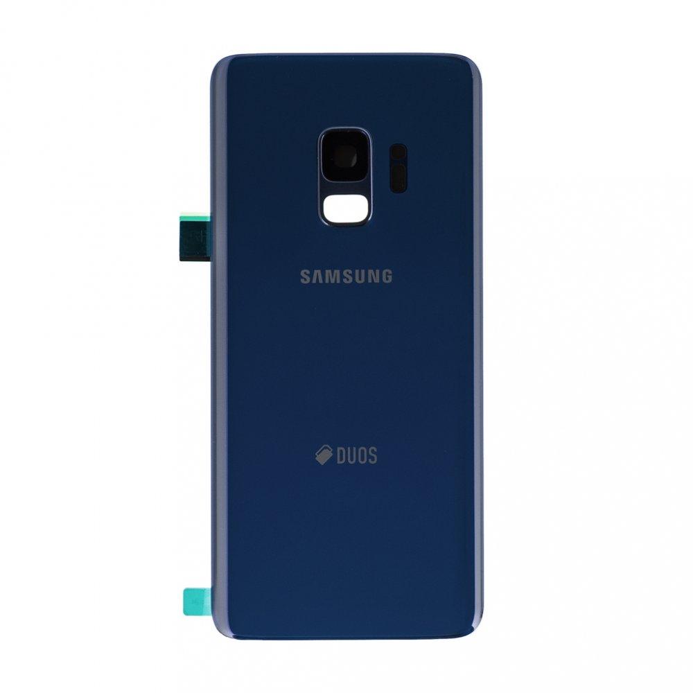Samsung G960 Galaxy S9 Kryt Baterie Blue (Service Pack)